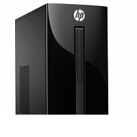 Компьютер HP 460-p208ur 4UH34EA MT (i5-7400T/8Gb/1Tb/GTX1050 2Gb/W10)