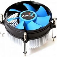 Cooler Aerocool BAS-B9+ (Bulk) 95W/ 3-Pin / Intel 115*/ Screws/ oem
