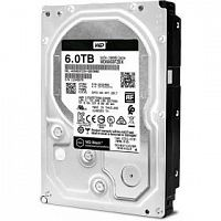 6TB WD Black (WD6003FZBX) {Serial ATA III, 7200 rpm, 256Mb buffer}