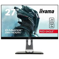 "IIYAMA 27"" GB2760QSU-B1 черный {TN+film Gaming LED 2560x1440 1ms 144Гц 16:9 350cd 170гр/160гр DVI HDMI DisplayPort}"