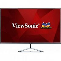 "LCD ViewSonic 31.5"" VX3276-MHD-2 черный/серебристый {IPS 1920x1080 4ms 75Гц 250cd/m2 178°/178° 80M:1 1200:1 HDMI 1.4, DisplayPort 1.2, D-Sub}"