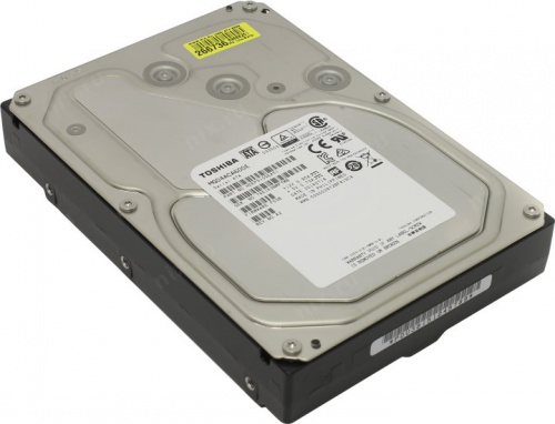 "6TB Toshiba (MG04ACA600E) {SATA 6.0Gb/s, 7200 rpm, 128Mb buffer, 3.5""} со склада в Москве"