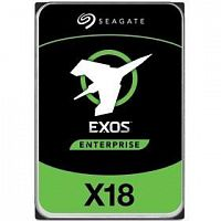 "18TB Seagate Exos X18 (ST18000NM004J) {SAS 12Gb/s, 7200 rpm, 256mb buffer, 3.5""}"