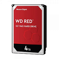 "Жесткий диск 4TB WD Red WD40EFAX (SATA III, 5400 rpm, 256Mb, 3.5"")"