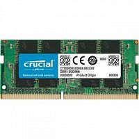 Crucial DDR4 SODIMM 8GB CT8G4SFRA266 PC4-21300, 2666MHz