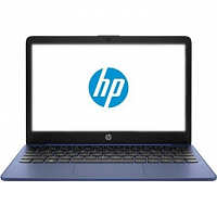 Ноутбук HP Stream 11-aj0001ur 8PJ71EA Royal синий 11.6