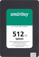 Накопитель Smartbuy SSD 512Gb Splash SBSSD-512GT-MX902-25S3