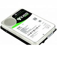 "Жесткий диск 12TB Seagate HDD Exos X14 512E ST12000NM0008 (SATA 6Gb/s, 7200 rpm, 256mb, 3.5"")"