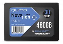 Накопитель QUMO SSD 480GB QM Novation Q3DT-480GAEN