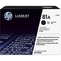 HP CF281A Картридж, Black {LJ ENTERPRISE MFP M630, (10500стр.)}