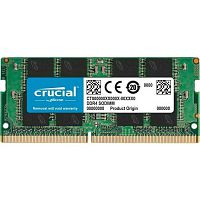 Crucial DDR4 SODIMM 32GB CT32G4SFD8266 PC4-21300, 2666MHz