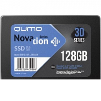 QUMO SSD 128GB QM Novation Q3DT-128GAEN {SATA3.0}