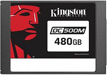 Накопитель Kingston SSD 480GB DC500M SEDC500M/480G