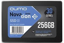 Накопитель QUMO SSD 256GB QM Novation Q3DT-256GAEN