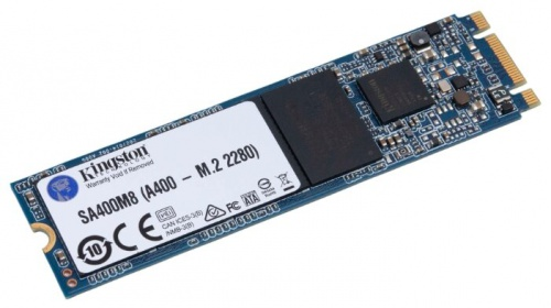 Накопитель Kingston SSD 480GB M.2 SA400M8/480G со склада в Москве фото 3