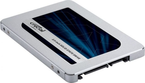 Накопитель Crucial SSD MX500 500GB CT500MX500SSD1 со склада в Москве фото 2