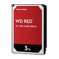 "Жесткий диск 3TB WD Red WD30EFAX (SATA III, 5400 rpm, 256Mb, 3.5"")"