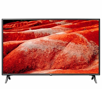 "LG 50"" 50UM7500PLA серебристый {Ultra HD/100Hz/DVB-T2/DVB-C/DVB-S/DVB-S2/USB/WiFi/Smart TV (RUS)}"