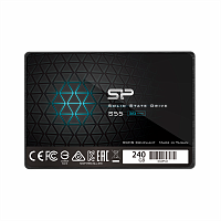Silicon Power SSD 240Gb S55 SP240GBSS3S55S25TR {SATA3.0, 7mm}