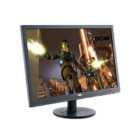 "LCD AOC 24"" G2460FQ черный {TN, 1920x1080@144Hz 1ms 170°/160°, 350 cd/m, 80M:1, DVI, HDMI, DisplayPort}"