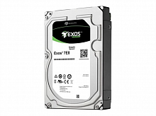 "Жесткий диск 8TB Seagate HDD Server Exos 7E8 ST8000NM001A (SAS 12Gb/s, 7200 rpm, 256mb, 3.5"")"
