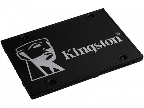 Накопитель Kingston SSD 512GB KC600 Series SKC600/512G со склада в Москве фото 2