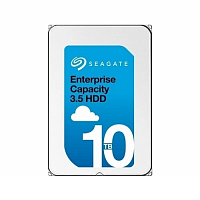 "Жесткий диск 10TB Seagate Enterprise Capacity 3.5 HDD ST10000NM0086 (SATA 6Gb/s, 7200 rpm, 256mb, 3.5"")"