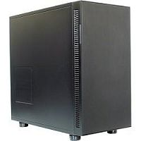 Case Tt Suppressor F31 [CA-1E3-00M1NN-00] ATX/ black/ USB 3.0/ no PSU