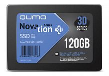 Накопитель QUMO SSD 120GB QM Novation Q3DT-120GPBN